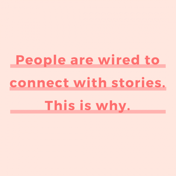 Stories work. Here's why | via SeeBrittWrite.com