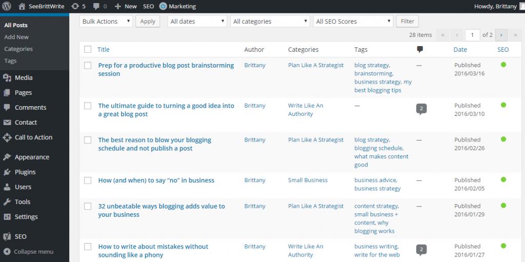 content-holes-wordpress-blog