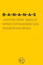 You can't fix a problem you aren't aware of. What's your biggest challenge—and how should you approach it? This post tackles what kind of writer you are, and what strengths and weaknesses come with it.   by Brittany Taylor   brand stories for professional people