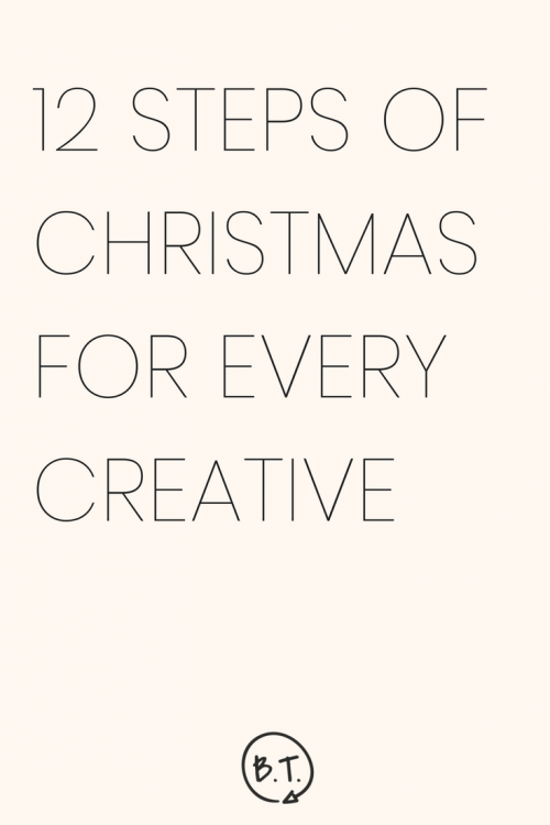 Peace, love, and holiday madness. When you're a creative during the season of giving, giving the greatest gift ever becomes all you think about. Here's exactly how it goes, every single time—with delightful Love Actually GIFs to boot! This is Christmas for creatives.