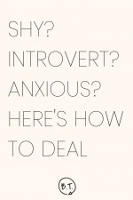 Shyness, introversion, and social anxiety are three different things. Here's how we should define them—and how I handle each one when they threaten to ruin everything I've worked for. | by Brittany Taylor | Brand stories, blog posts, and bios for professional people