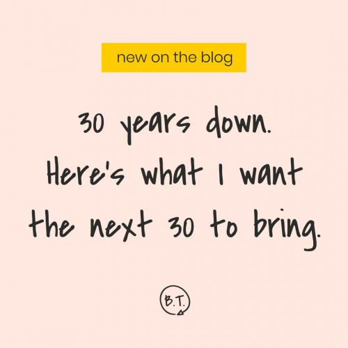 Here's everything I learned the hard way, everything hindsight has taught me, and everything that I'm going to be applying to the future. These are the work and life lessons I live by.   by Brittany Taylor   Brand stories, blog posts, and bios for professional people