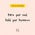 Not sure how to bring storytelling into your business brand? Take a peek at how other bosses share personal stories successfully as a regular part of their content strategies.   by Brittany Taylor   Brand stories, blog posts, and bios for professional people