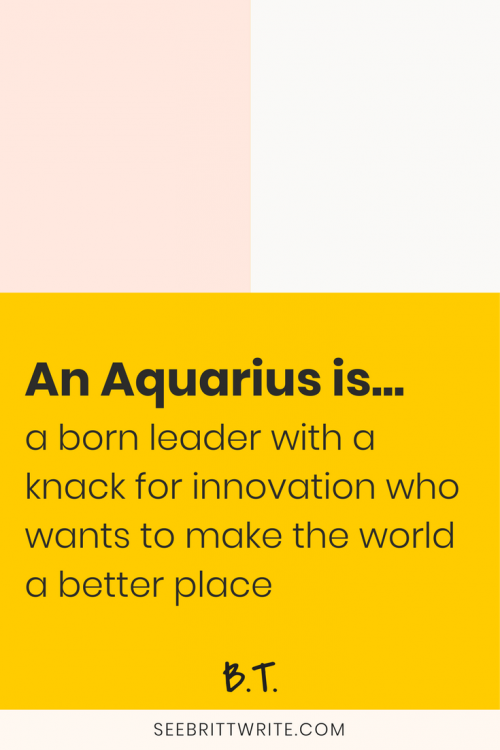 Community leader Aquarius comes into its own just as we need someone to guide us from the depths of mid-winter. Take inspiration from their traits with these blog posts prompts for Aquarius season.