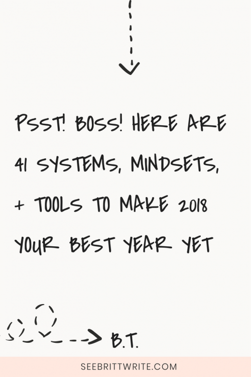 One resolution won't transform your year. Trust me, I've tried it. Here are the lessons I've learned, the mindsets I've adopted, and the tools I'm using to make 2018 my best year yet—for real, this time.