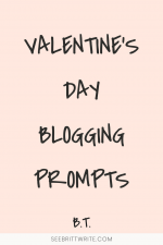Itching to spread a little love this February 14? Look no further. This guide has enough prompts to inspire the snarliest of curmudgeons. Grab your kid-at-heart and tuck in to this epic list of Valentine's Day prompts for blog posts.