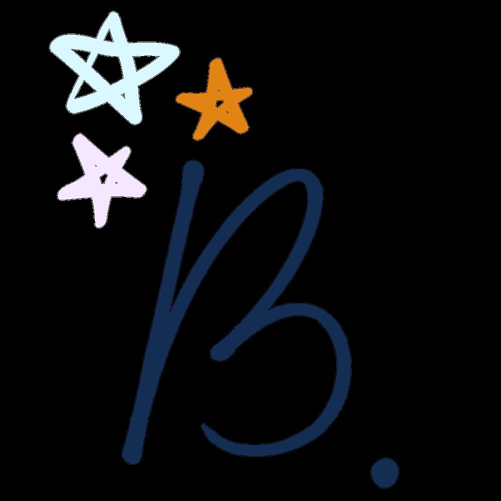 Brittany Taylor Ghostwriter logo mark